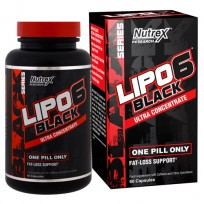 Nutrex Lipo 6 Black Ultra Concentrate 60капсул
