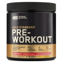 Optimum Gold Standart Pre Workout 300 грамм
