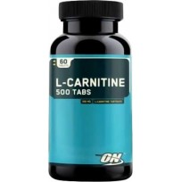 Optimum L-Carnitine 500 60таблеток