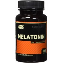 Optimum Melatonin 100таблеток